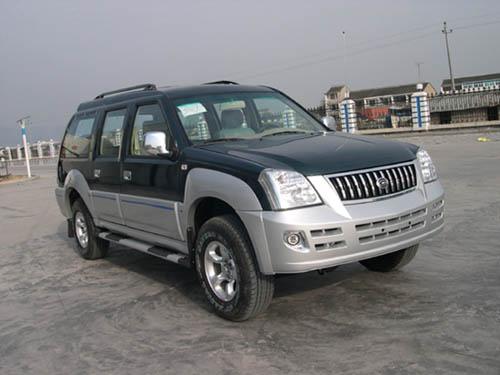 吉奥牌ga6510e4型轻型客车