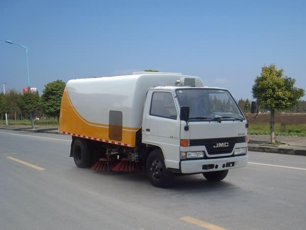 5060TSLJ4型扫路车