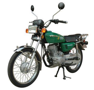 wy125yz-6a型两轮摩托车