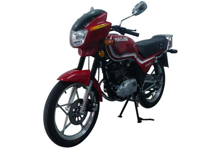 hj125-7j型两轮摩托车