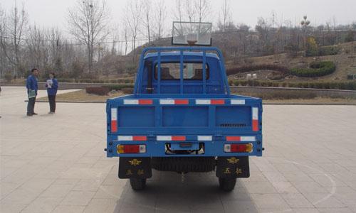 03三轮汽车 7ypjz-1675pa1型五征牌三轮汽车 三轮汽车