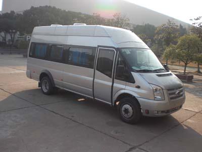 江铃全顺牌jx6650t-s3型客车