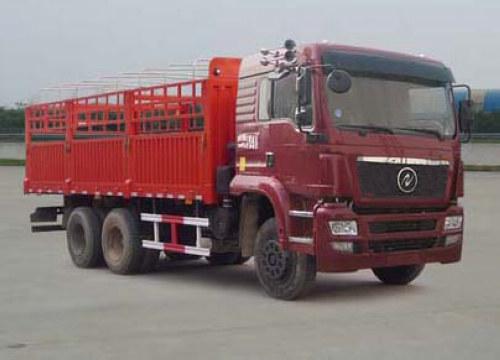 5252ss图片_dfd5252ccq型仓栅式运输车