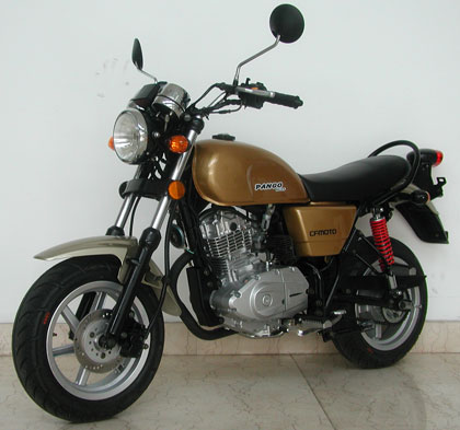 cf250t-8型两轮摩托车