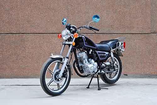 sy125-30k型两轮摩托车