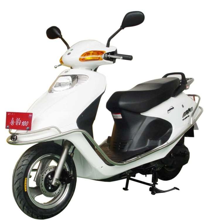 fy100t-2a型两轮摩托车