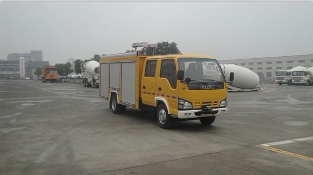 现代汉�z(�X[�z��XZ�x�_kwz5041xzm型抢险救援照明车