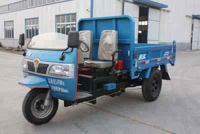 7yp-1150d型自卸三轮汽车
