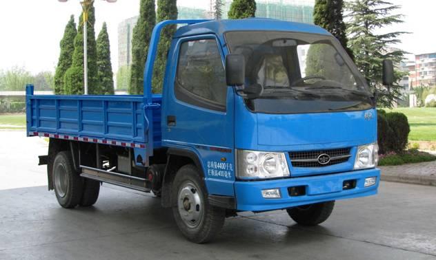 解放牌ca3040k7l2e4-1型自卸汽车