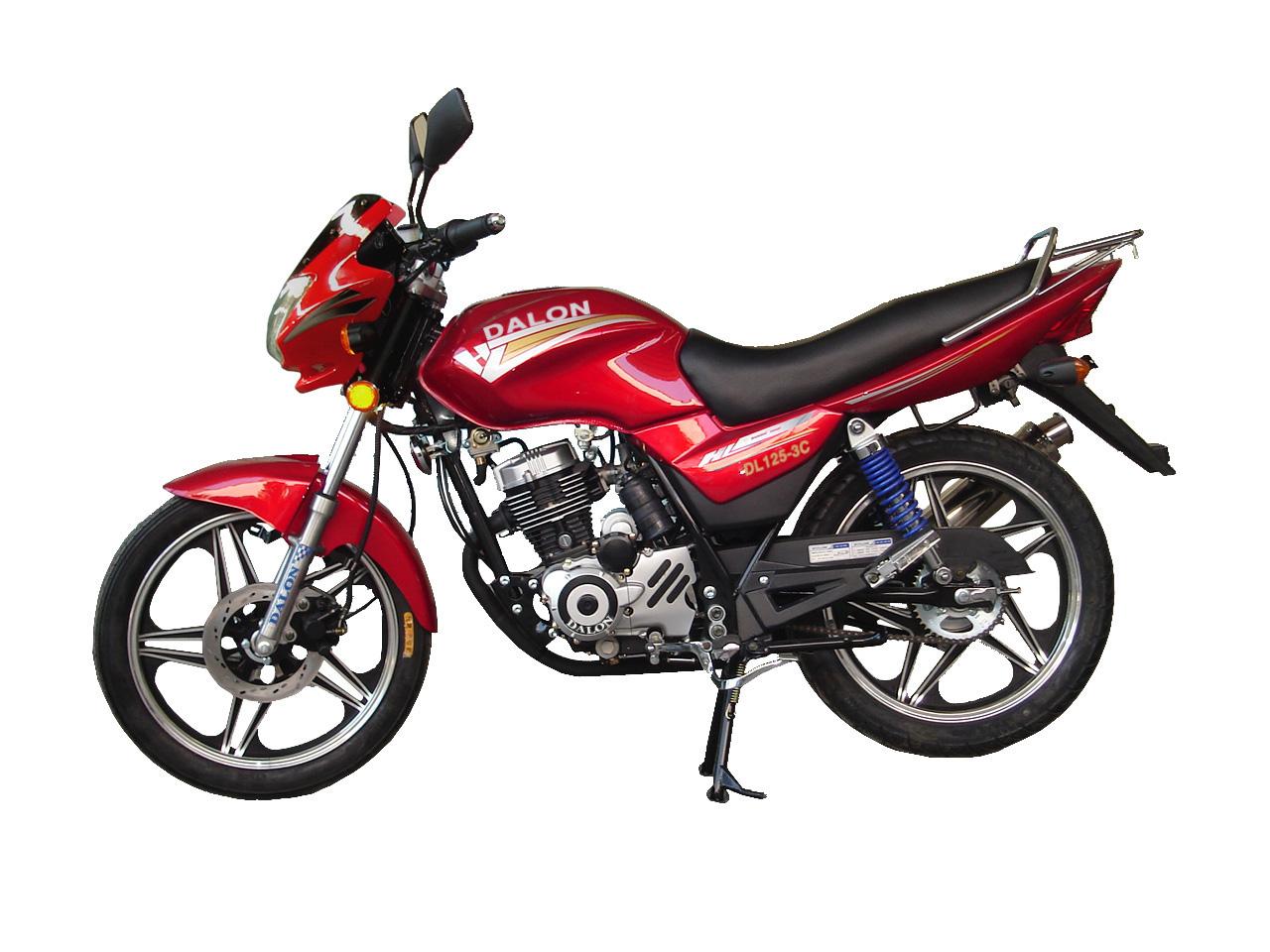 dl125-3c型两轮摩托车