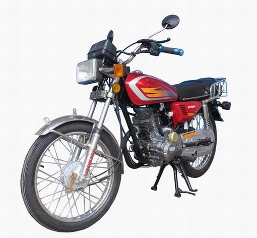 hy125-4型两轮摩托车