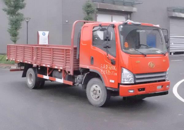 解放牌ca1091p40k2l4e4a85型平头柴油载货汽车