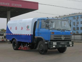 CLW5122TSLT4扫路车