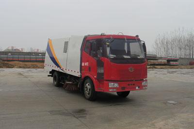 CLW5120TSLC4扫路车