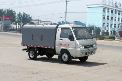 东风小型密封式垃圾车
