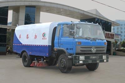 CLW5160TSLT4扫路车