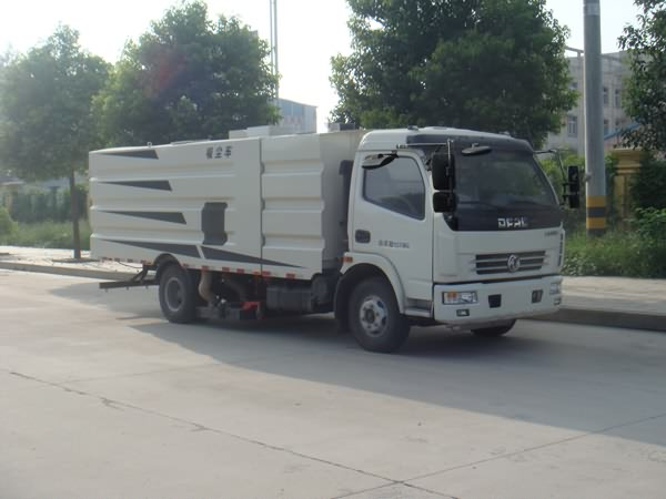 5080TXCDFA4型吸尘车