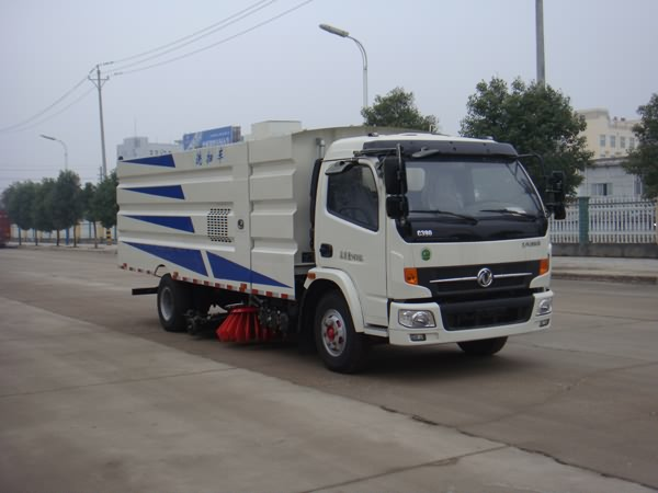 5090TXSDFA4型洗扫车