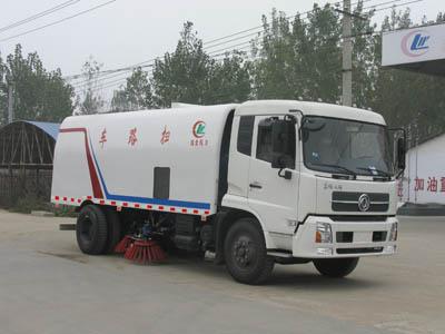 CLW5160TSL4扫路车