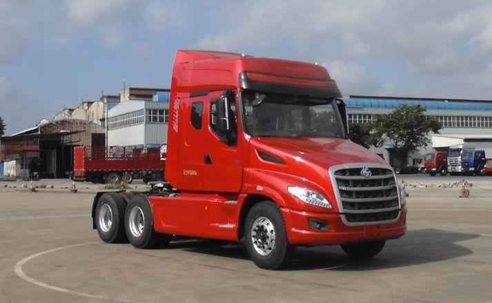 lz4251t7da型牵引汽车图片_lz4251t7da型牵引汽车图片