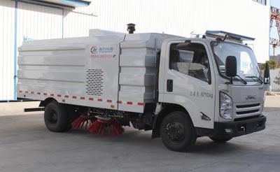 CLW5080TSLJ5型扫路车