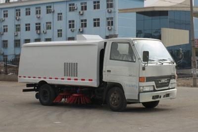 CLW5060TSLJ4扫路车