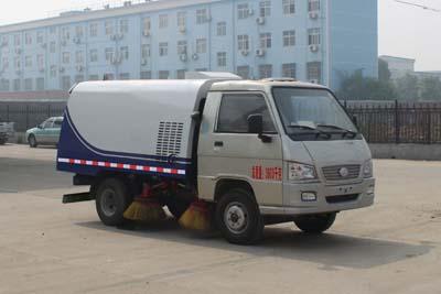 CLW5040TSLB4扫路车
