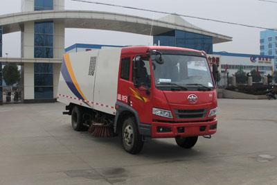 CLW5080TSLC4扫路车