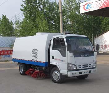 CLW5060TSLQ4扫路车