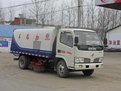 CLW5071TSL4扫路车
