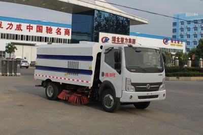 CLW5080TSL4扫路车