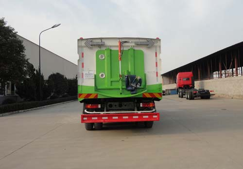 重汽豪沃16m³洗扫车