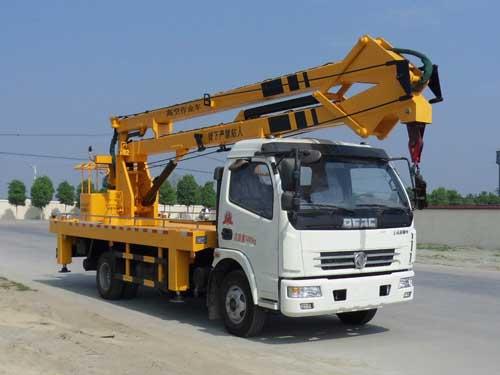 东风大多利卡单排18米高空作业车