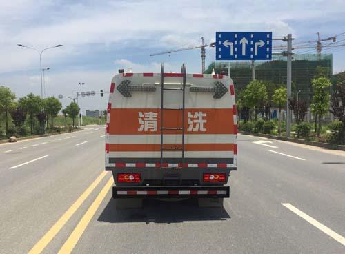 江铃国五护栏清洗车