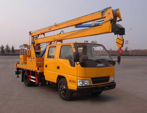 HYS5060JGKJ5高空作业车