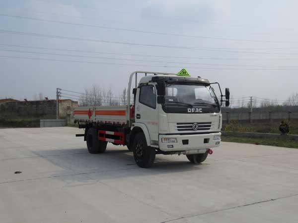 东风多利卡7.65吨气瓶运输车