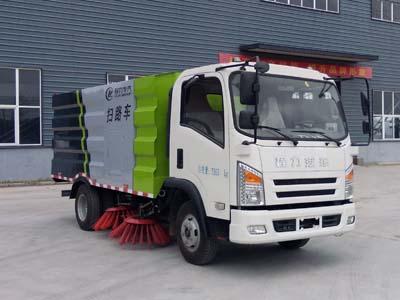 CLW5070TSLCL5型扫路车