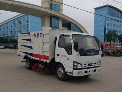 CLW5070TSLQ5型扫路车