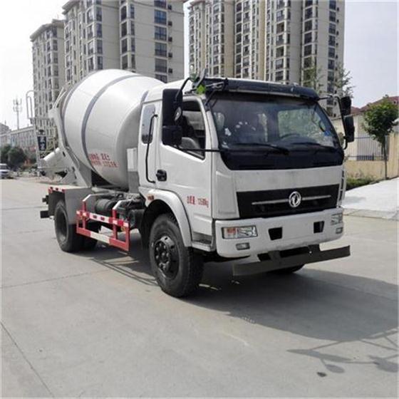 东风大多利卡/嘉运2.72方混凝土搅拌运输车