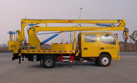 HYS5060JGKE5高空作业车