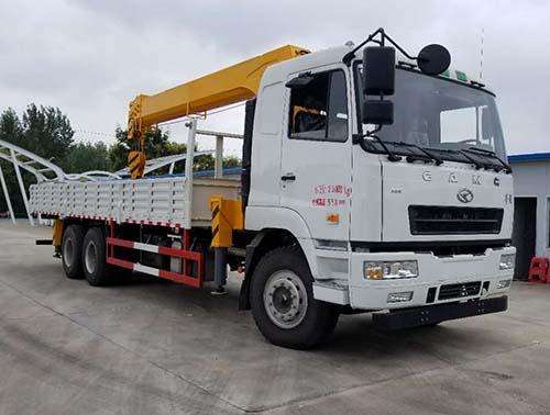 HYS5250JSQH5随车起重运输车