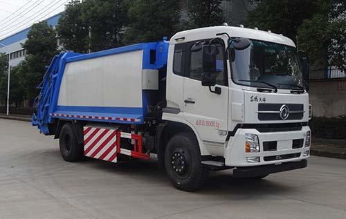 HYS5180ZYSE5壓縮式垃圾車
