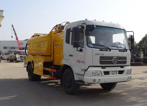 HYS5120GQXD5下水道疏通清洗车