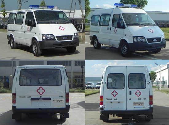 特顺运送型救护车