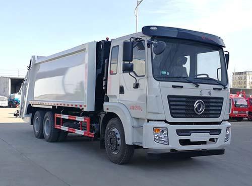 HYS5250ZYSE5压缩式垃圾车