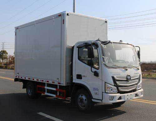 福田欧马可移动售货车