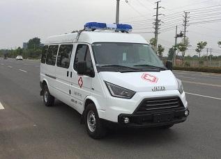 江铃特顺医疗救护车