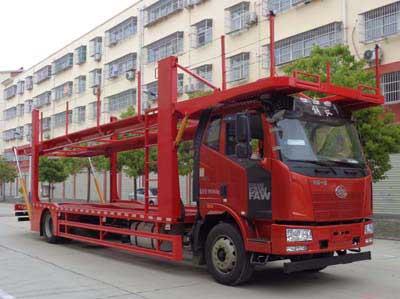 解放平柴车辆运输车