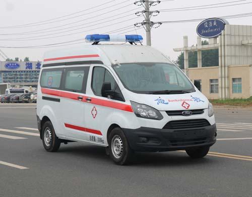 福特亚博体育官网app120急救车
