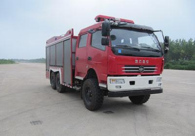 CLW5120GXFGL35干粉水联用消防车